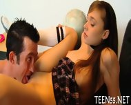 Teen Hotty Gets Drilled Hard - scene 10