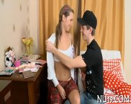 Teen Enjoys Every Second - scene 6