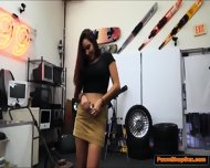 Karlee Grey Exchanges A Book And Lapdance For Some Cash - scene 4
