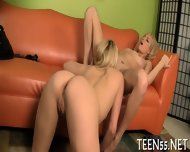Tiny Asian Teen Gets Nailed - scene 5