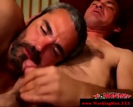 Hairy Gaysex Biker Sucked And Tugs - scene 9