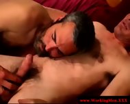 Hairy Gaysex Biker Sucked And Tugs - scene 12