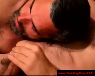 Hairy Gaysex Biker Sucked And Tugs - scene 5