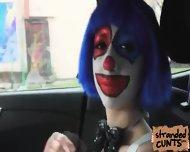 Fucking Mikayla Hard And Deep In The Car - scene 2