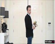Staci Carr Gave Her Lover A Little Lingerie Surprise - scene 1