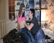 Juicy Babe Adores Hot Action - scene 3