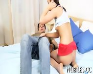 Wet Snatch Gets Nailed - scene 12