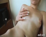 Wild Nympho Masturbates - scene 11