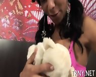 Sex-addicted Tranny Finds A Dick - scene 2