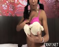 Sex-addicted Tranny Finds A Dick - scene 3