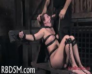 Wild Torturing For Sexy Slave - scene 12