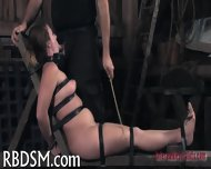 Wild Torturing For Sexy Slave - scene 6
