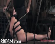 Wild Torturing For Sexy Slave - scene 7