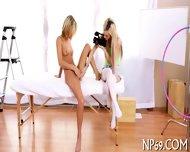 Sweet Babes Naughty Fellatio - scene 9