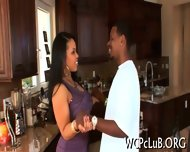 White Anus Is Drilled - scene 7