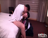 Airi Sato Spreads Her Legs And Her Pussy Gets Fingered - scene 4