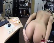 Black Bf Let The Pawn Man Fuck Her Girl For Being Desperate - scene 6