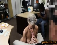 Ebony Bf Pawns Her Gf And Let The Pawnkeeper Fucked Her - scene 7