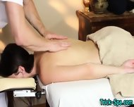 Beautiful Teen Massaged - scene 1