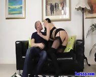 Glamcore British Milf Slut Crazy On Cock