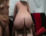 College Goupsex Sexing At The Party - scene 8