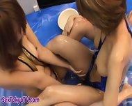Pussy Rubbing Japanese - scene 6