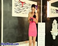 Toyed Gloryhole Loving Ho - scene 1