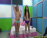 Pussy Licking Pornstars - scene 12