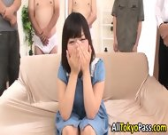 Piss Drinking Asian Teen - scene 1