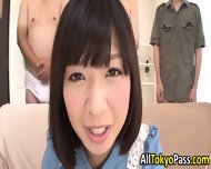 Piss Drinking Asian Teen - scene 2