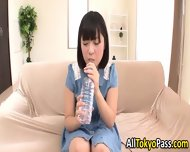 Piss Drinking Asian Teen - scene 5