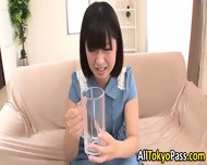 Piss Drinking Asian Teen - scene 6