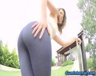 Horny Slut Ass Creampied - scene 3