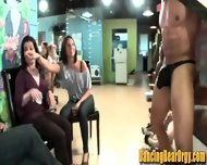 Amateur Girls Give Strippers Bjs At Party - scene 9
