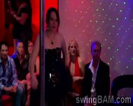 Strip Night Ends In A Wild Orgy In This Xxx Reality Show - scene 7