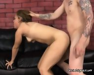 Ramming Her Tight Hole With Fat Cock Takes Endurance - scene 4