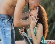 Smitten By A Sultry Babe - scene 5