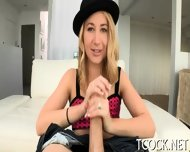 Thrashing Beautys Lusty Hole - scene 9