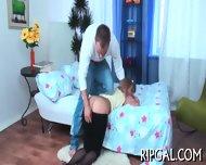 Slutty Girl Banged In Ass - scene 10