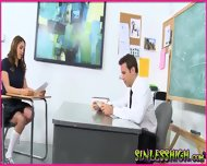 Sexy University Slut Susy Seawright - scene 1