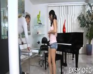 Stunning Threesome With Hot Teenies - scene 4