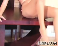 Hot Ass In Black Pantyhose - scene 8