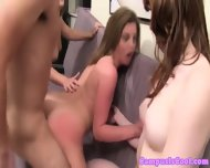 Real Sextape Of Students Group Fuck Fun - scene 9
