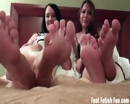 Worship Our Four Feet With Your Warm Little Tongue - scene 1
