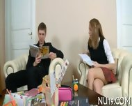 Man Removes Chick S Trousers - scene 6