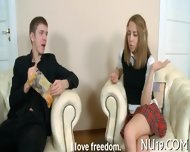 Man Removes Chick S Trousers - scene 7