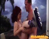 Horny Midget Babe Hardcore Dicked - scene 10