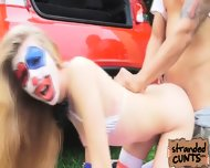 Mikayla S Wild Ride Where She Got Bang In Her Pussy Doggystyle - scene 11