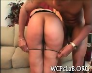 Black Woman Gets Drilled - scene 1