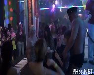 Raucous Group Pleasuring - scene 7